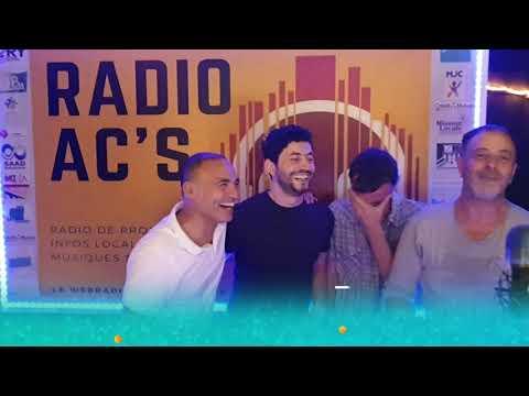 Salim Smaili sur Radio AC'S
